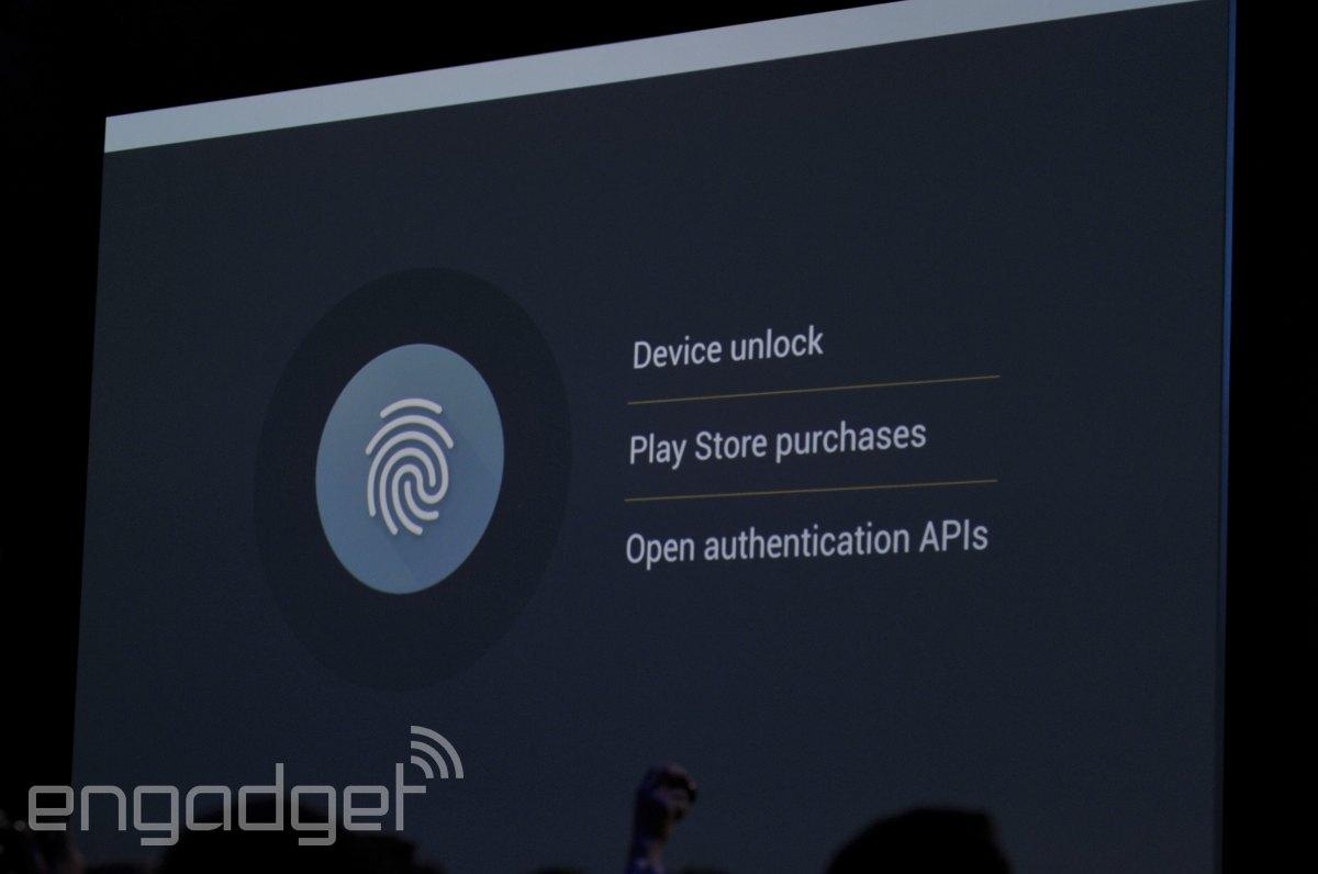 Google standardizing fingerprint IDs across Android devices