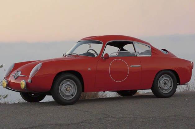 Video: Fiat Abarth Zagato lovechild is a double bubble worth the trouble
