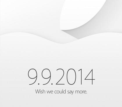 Apple special event invitation via The Loop (loopinsight.com)