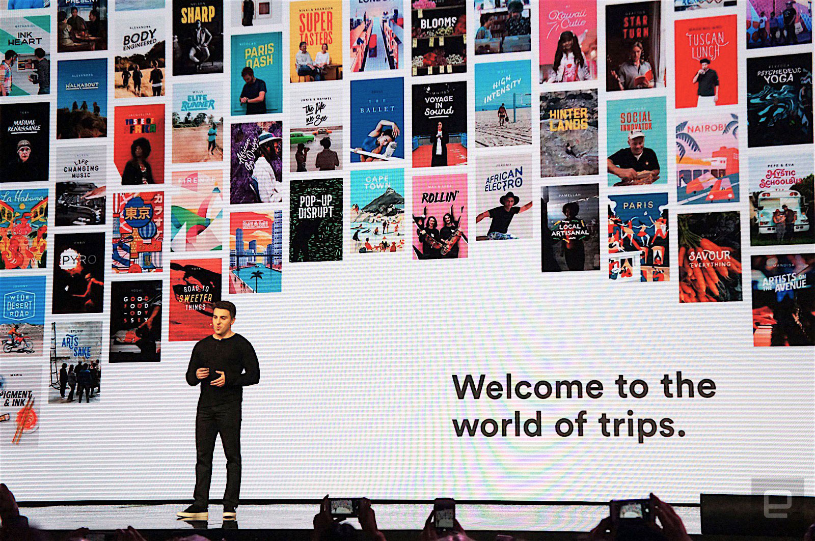 Browse Airbnb's vacation