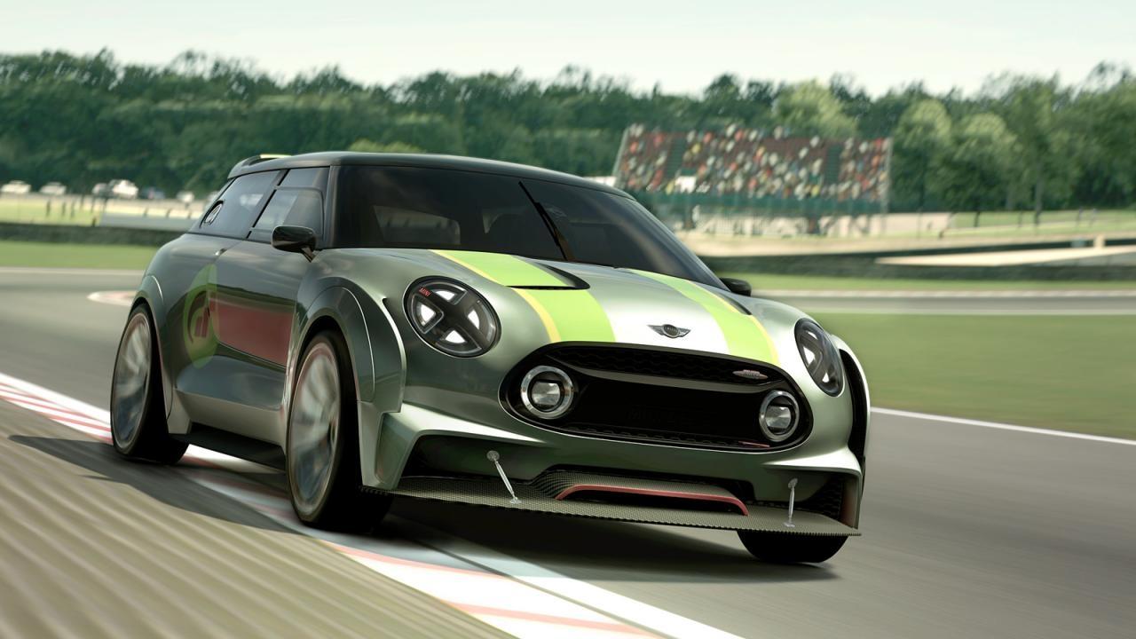 Premiere für MINI Clubman Vision Gran Turismo Playstation 3