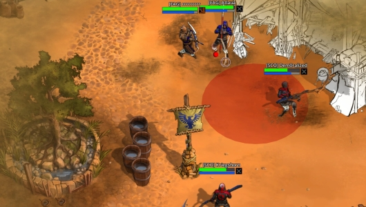Nothing like unbroken fields of sorrow to get that greenlight vote.