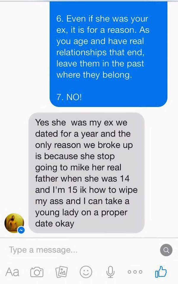 Dude Tries To Get Girl's Phone Number From Her Father, Gets Obliterated