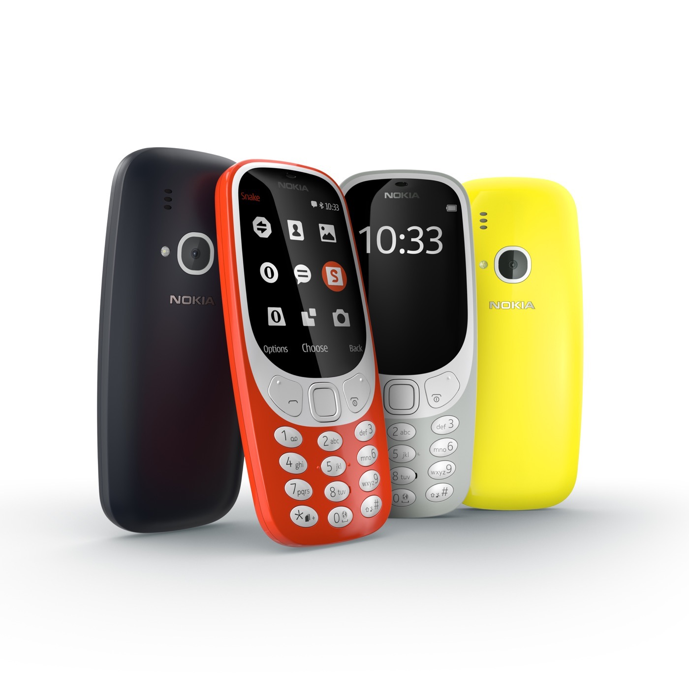 El Nokia 3310 aterrizará el 24 de mayo en España