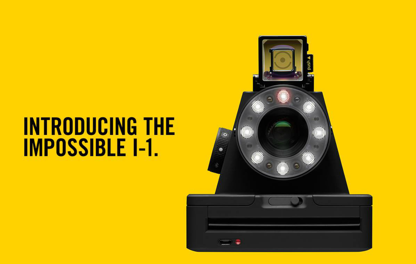 Impossible Project launches its first instant film camera