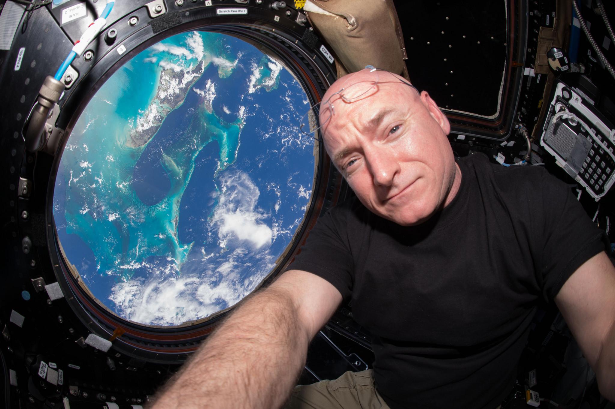 Scott Kelly, el astronauta más famoso del momento, abandona la NASA