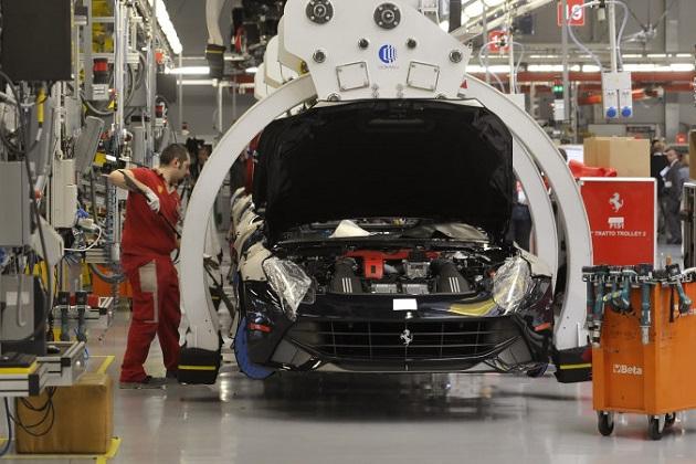 【レポート】フェラーリ、次世代モデルではモジュール化された共通プラットフォームを採用か?