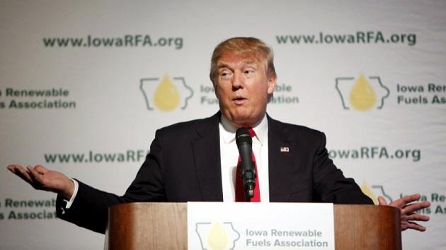 ドナルド・トランプ氏、自分が大統領に選ばれたら「米国のエネルギー自給が可能になる」と主張