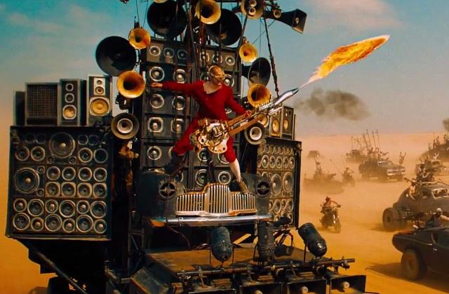 映画『マッドマックス』IMAX、3Dに観客がヒャッハー!公開2日間No.1スタート