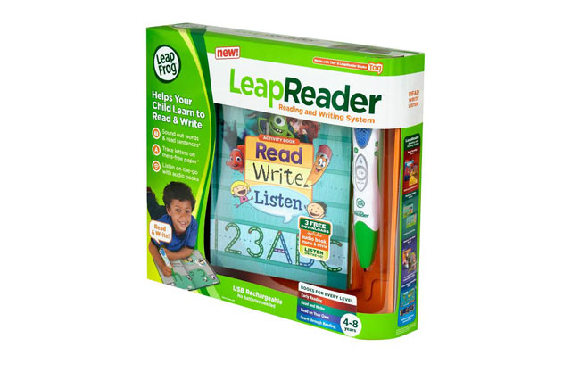 WIN a LeapReader bundle from LeapFrog!