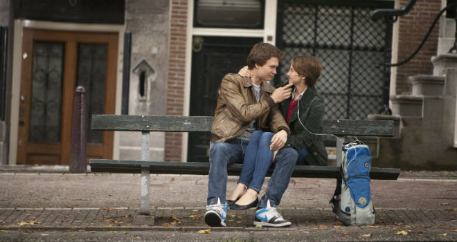 fault+in+our+stars+author+john+green The Bench From The Fault in Our Stars Has Disappeared