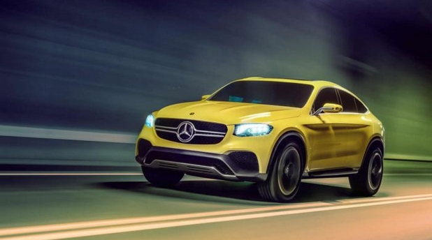 Mercedes Concept GLC