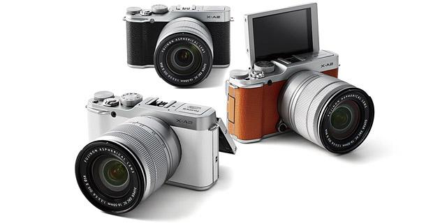 Fujifilm's latest mirrorless camera has a flip screen for superior selfies