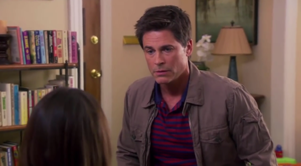 best celebrity comebacks, rob lowe parks and recreation