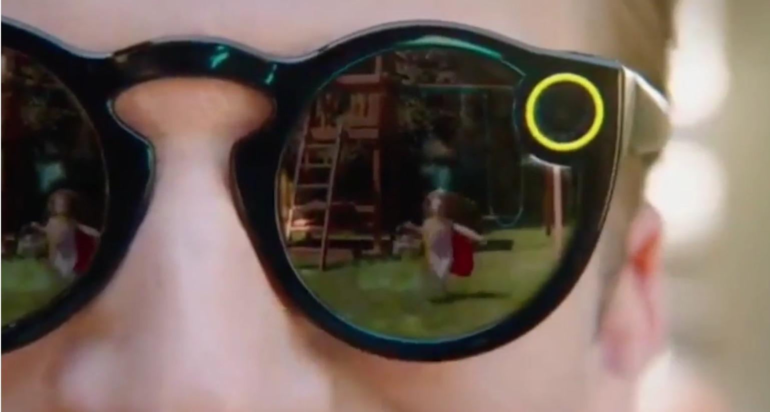 Está pasando: las gafas de Snapchat existen (y se van a vender)