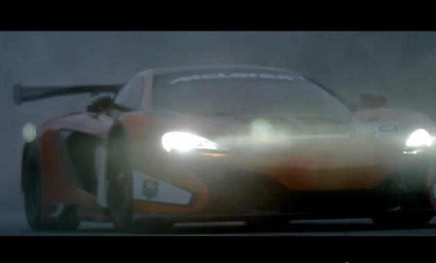 【ビデオ】まるで獲物を狙う獣! マクラーレンの新型GT3マシン「650S GT3」の最新映像