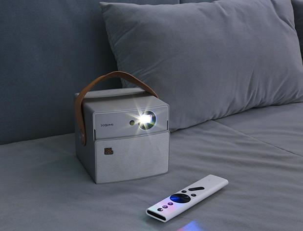 El XGIMI CC Aurora es un proyector inalámbrico con Android que podrás llevar dónde quieras