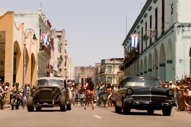 【ビデオ】映画『ワイルド・スピード ICE BREAK』、キューバが舞台の最新予告映像が公開!