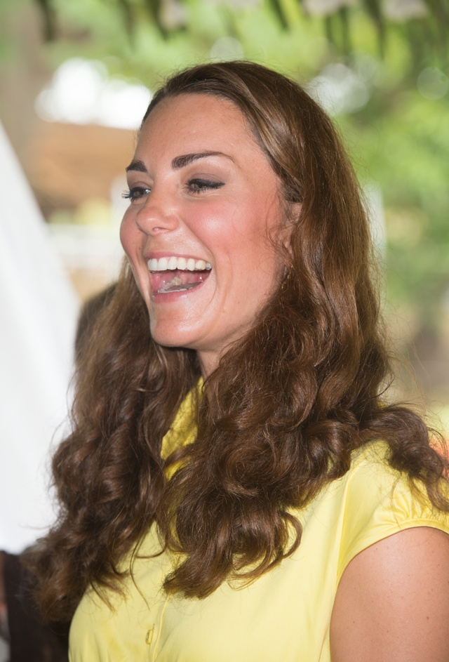 Prince William calls Kate Middleton's hair a 'nightmare'