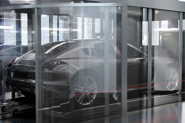 Pajun at Porsche Design Tower