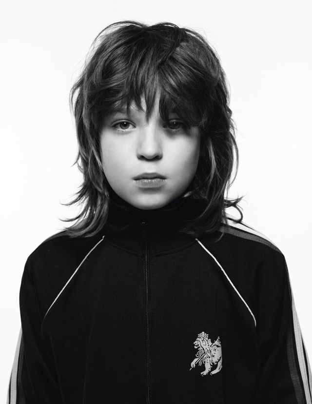 British music star kids team up for new photo shoot i-D magazine