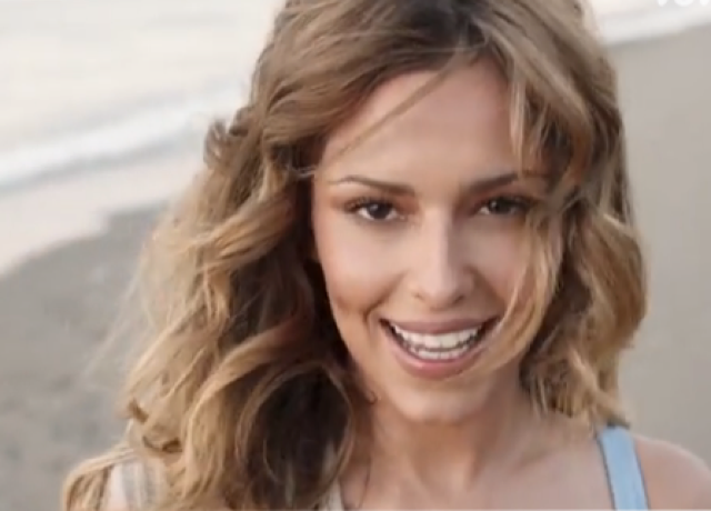 Cheryl Cole unveils new video 'I Don't Care'