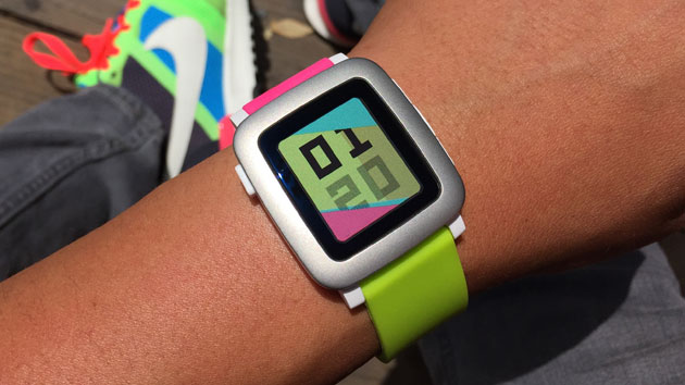 Pebble Time's regular pre-orders start on June 22nd