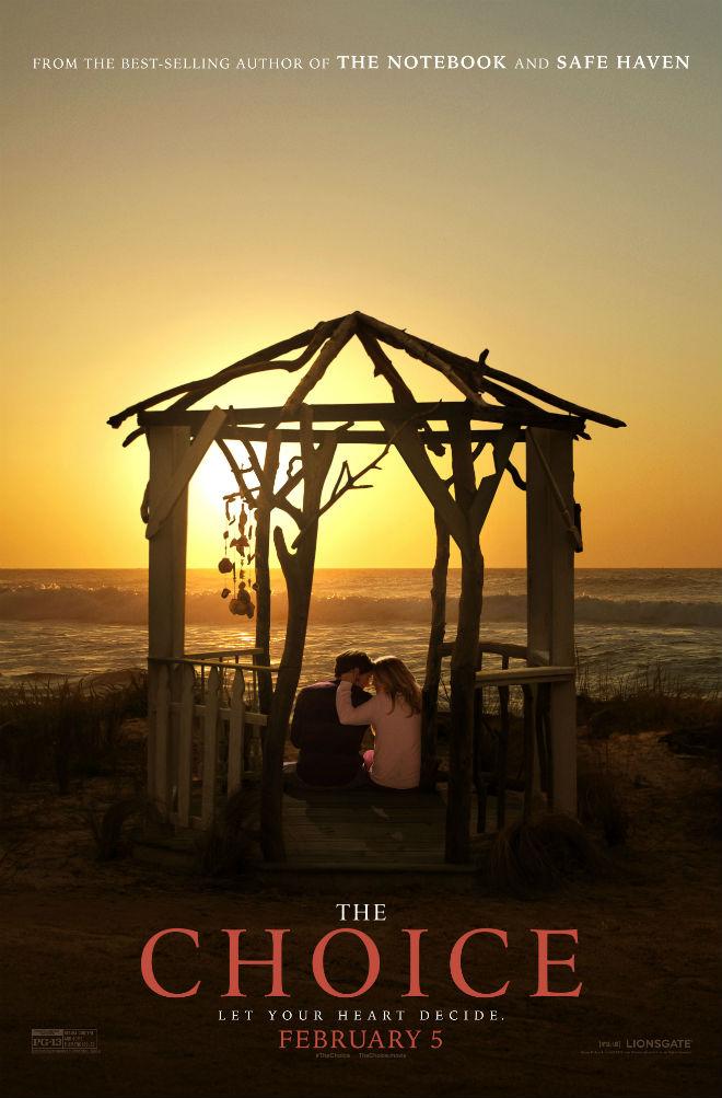 u0026#39;The Choiceu0026#39; Trailer Brings All the Nicholas Sparks Drama ...