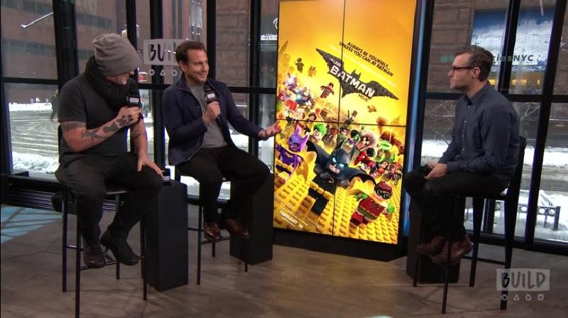 『レゴバットマン ザ・ムービー』バットマン役声優と監督が舞台裏を語る