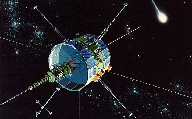 Crowdfunding project aims to bring a forgotten space probe back to life