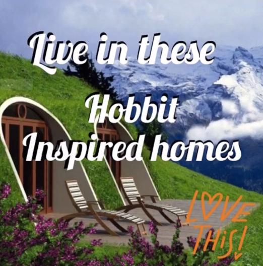 『ロード・オブ・ザ・リング』ファンに朗報! ホビット気分を味わえる家が約400万円で手に入る?