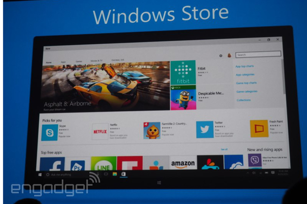 Desktop apps are coming to the Windows Store