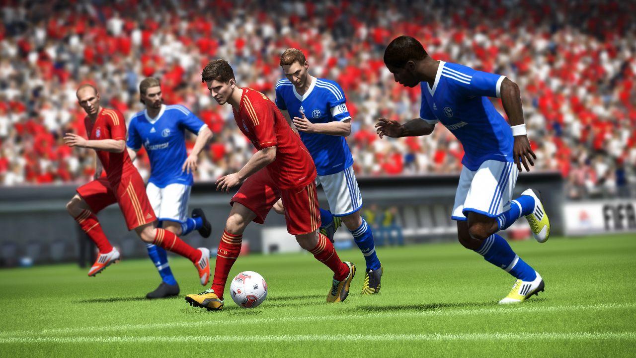 FIFA 15 looks AMAZING!
