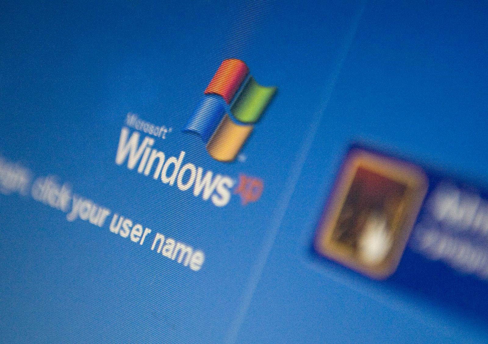 WannaCrypt obliga lanzar a Microsoft una actualización para Windows XP