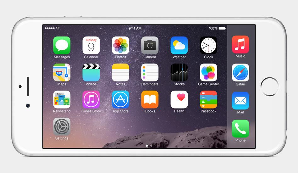 iPhone 6 Plus: El grande de la familia con pantalla retina HD 1080p