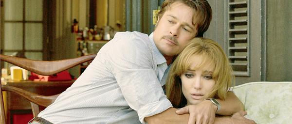 ブラピ&アンジー夫妻が10年ぶりに「夫婦役」で共演!ハネムーン場所で撮影した『白い帽子の女』9月公開