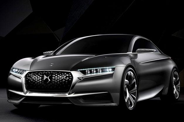 シトロエンがサブブランドのコンセプトカー、「DSコンセプト」を発表(ビデオ付)