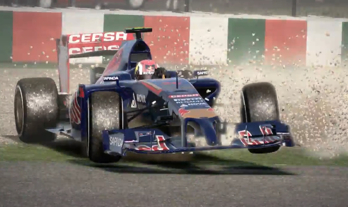 Codemasters, F1 2014, Race Game, Computerspiel, Rennsimulation, xbox, PS3, PC, Formula One, Launch, Trailer, Launchtrailer,  Verkaufsstart, F1 simulation, Formel 1, Formula 1