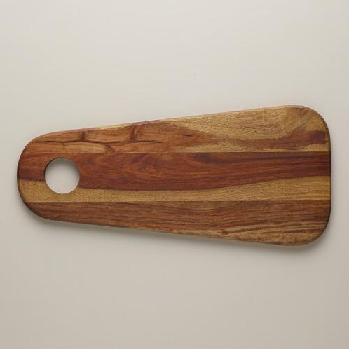 charcuterie cutting board for hostess gift