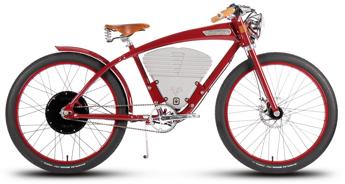 Vintage Electric's latest e-bike gives you more retro power