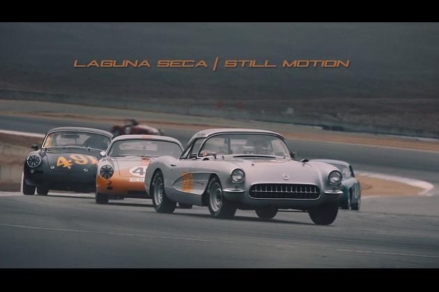 【ビデオ】2万枚の画像をつなぎ合わせて見るモントレー・モータースポーツ・リユニオン