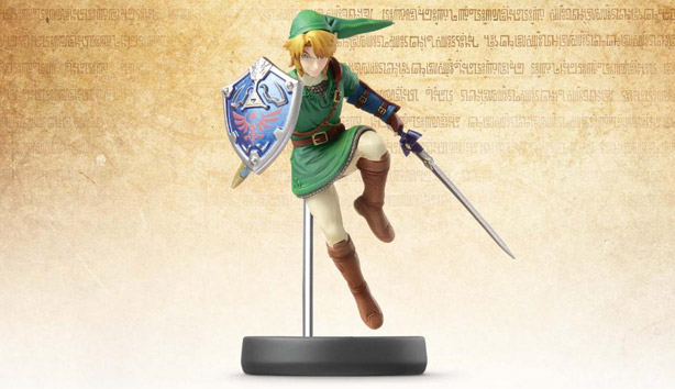 Hyrule Warriors to Link up with Amiibo figure