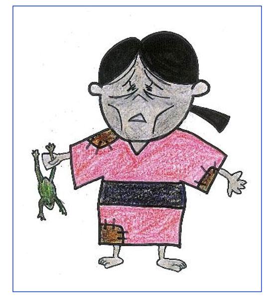 ゆるキャラ界のリーサルウエポン、鳥取市の「かつ江さん」が市民の抗議で公開中止に