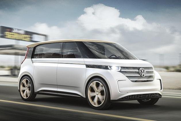 フォルクスワーゲン、新型電気自動車をパリ・モーターショーで公開予定