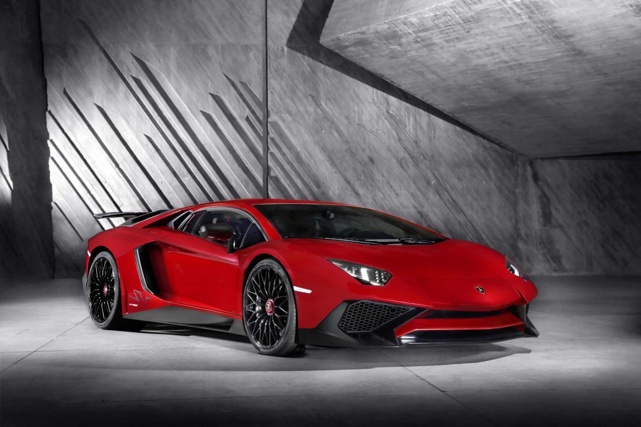Premiere in Genf: Lamborghini Aventador LP 750-4 Superveloce