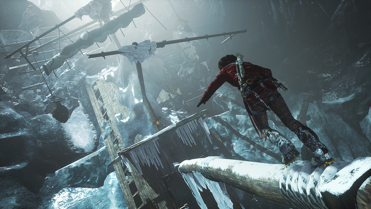 Playdate: Giving away a 'Rise of the Tomb Raider' Xbox One bundle