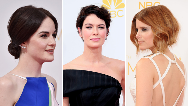 Our favorite beauty looks from the 2014 Emmys
