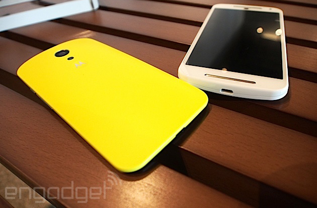 Motorola's UK store will now sell you the new Moto G and other devices