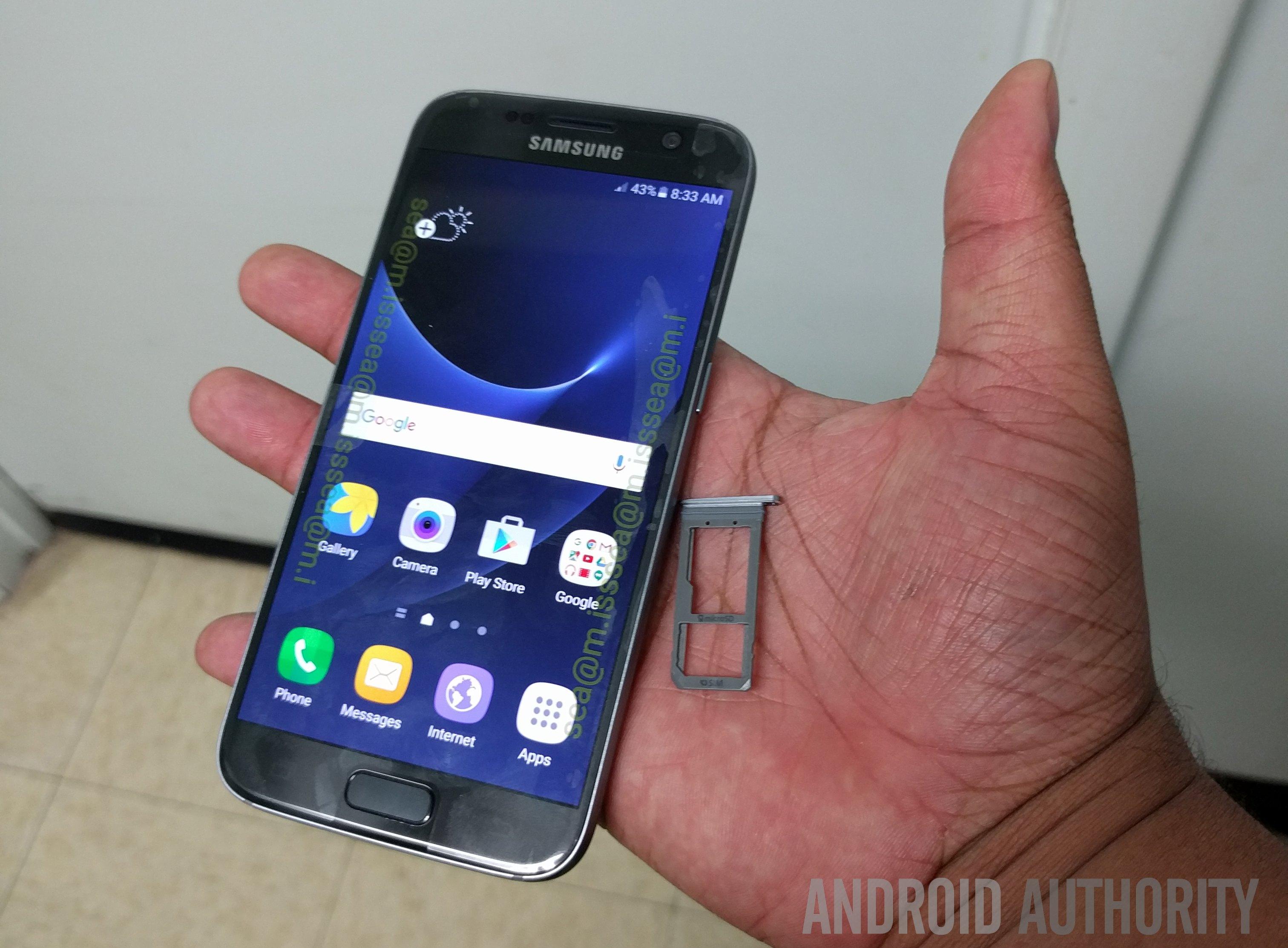 Sí, el Galaxy S7 vuelve a aparecer en escena (en vídeo)