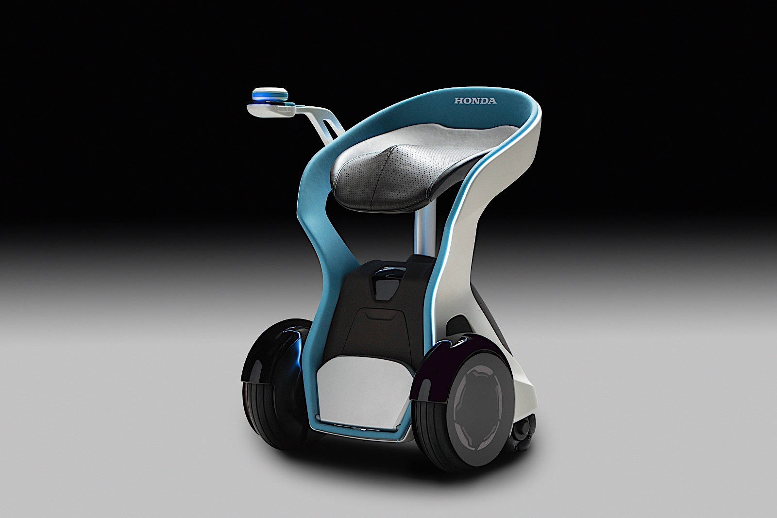 Honda's 3E-B18 is designed for casual use in indoor or outdoor spaces.